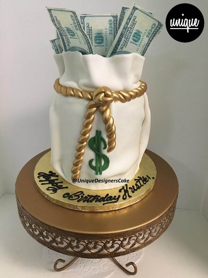 Unique Cake Designs Ideas