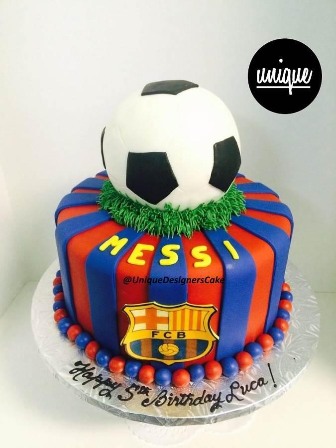 Birthday Cake Celebration Video