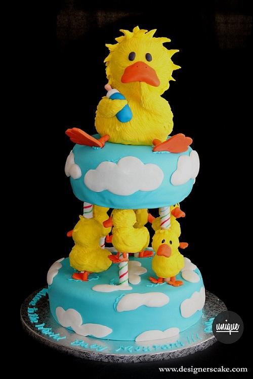 Baby Shower Cakes Miami