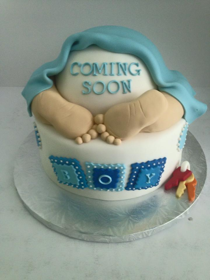 Baby Shower Cake Pticing