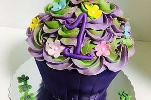 Flower Buttercreams