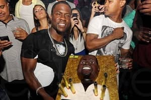 Kevin Hart Cake