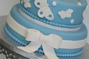 Butterflies - Birthday Cakes