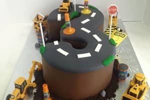 Constructor - Birthday Cakes
