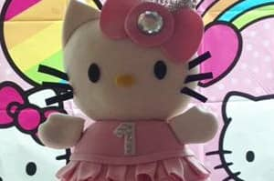 Hello Kitty - Birthday Cakes