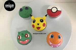 Pokemon Cupcakess