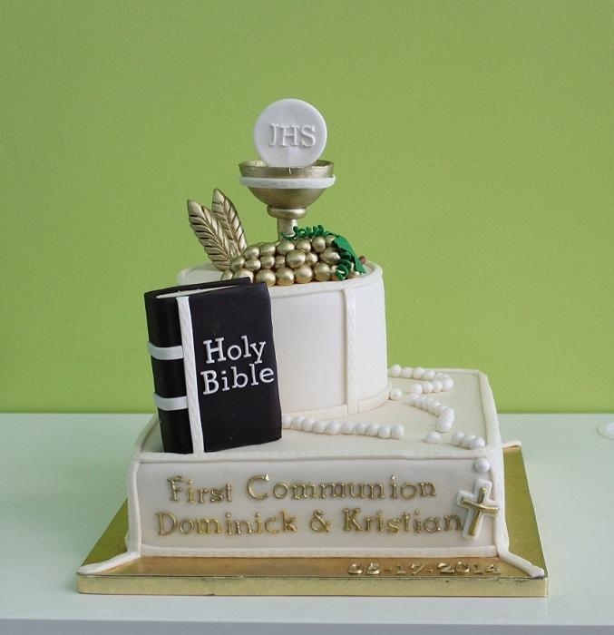 Religious Cakes | Best Baby Shower Cakes in Miami